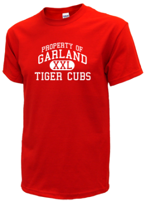 Garland Elementary School Kid T-Shirts