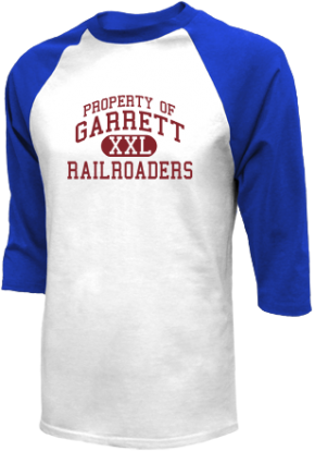 Garrett High School Raglan Shirts