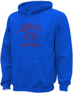 Garrett High School Kid Hooded Sweatshirts