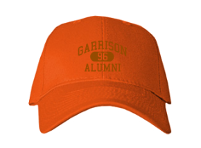 Garrison Middle School Embroidered Baseball Caps