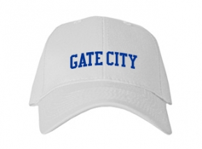 Gate City High School Kid Embroidered Baseball Caps