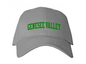 Genesee Valley High School Kid Embroidered Baseball Caps