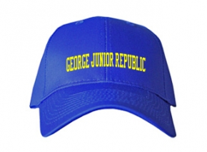 George Junior Republic High School Kid Embroidered Baseball Caps
