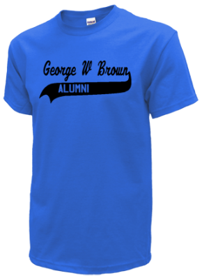 George W Brown Elementary School T-Shirts