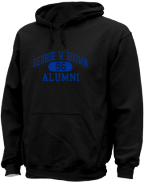 George W Brown Elementary School Hoodies