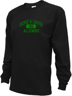 George W Carver Middle School Long Sleeve Shirts