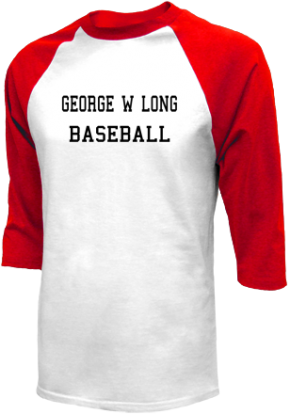 George W Long High School Raglan Shirts