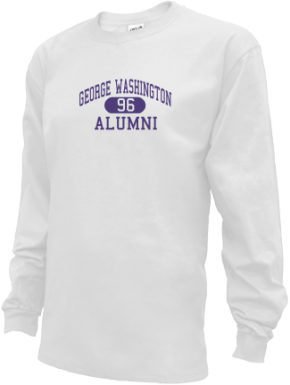 George Washington High School Long Sleeve Shirts