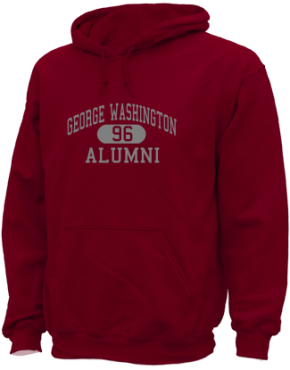 George Washington High School Hoodies
