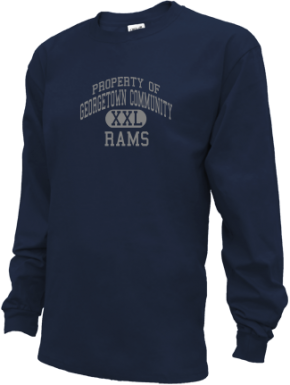 Georgetown Community School Kid Long Sleeve Shirts