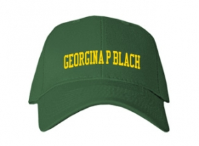 Georgina P Blach Intermediate School Kid Embroidered Baseball Caps