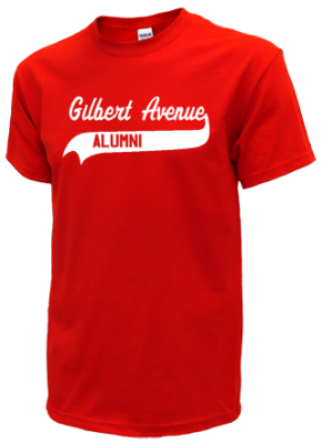 Gilbert Avenue Elementary School T-Shirts
