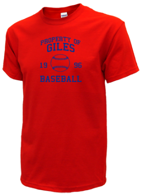 Giles High School T-Shirts
