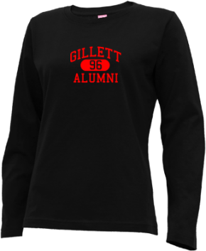 Gillett Elementary School Long Sleeve Shirts