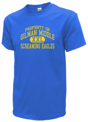 Gilman Middle School T-Shirts