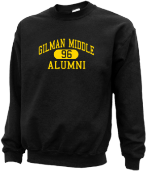 Gilman Middle School Sweatshirts