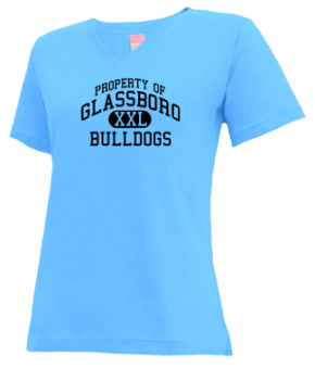 Glassboro Intermediate School V-neck Shirts