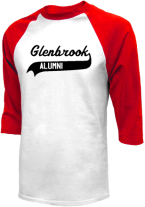 Glenbrook Middle School Raglan Shirts