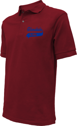 Glendale Intermediate School Embroidered Polo Shirts