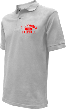 Glenmora High School Embroidered Polo Shirts