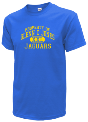 Glenn C Jones Middle School T-Shirts