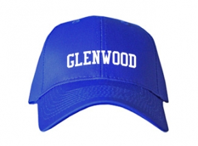 Glenwood Elementary School Kid Embroidered Baseball Caps