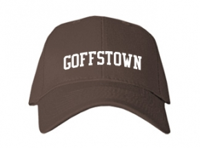 Goffstown High School Kid Embroidered Baseball Caps