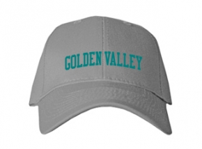 Golden Valley High School Kid Embroidered Baseball Caps