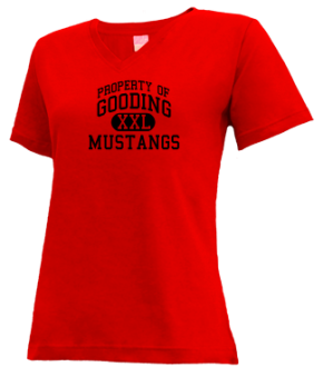 Gooding Middle School V-neck Shirts