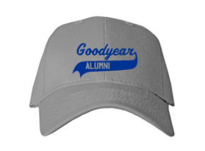 Goodyear Elementary School Embroidered Baseball Caps