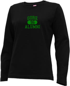 Gore Elementary School Long Sleeve Shirts