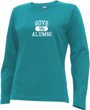 Gove Middle School Long Sleeve Shirts