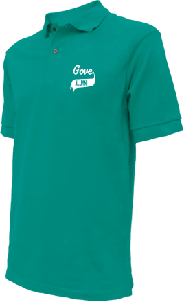 Gove Middle School Embroidered Polo Shirts