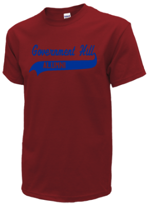 Government Hill Elementary School T-Shirts