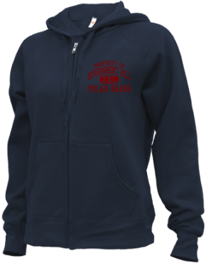 Government Hill Elementary School Zip-up Hoodies