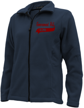 Government Hill Elementary School Embroidered Fleece Jackets