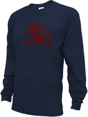 Government Hill Elementary School Kid Long Sleeve Shirts