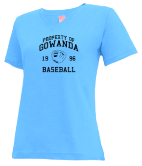 Gowanda High School V-neck Shirts
