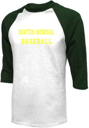Grafton Memorial High School Raglan Shirts
