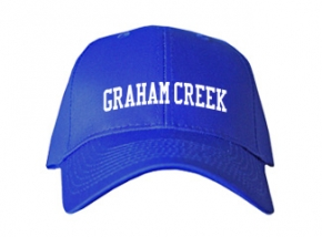 Graham Creek Elementary School Kid Embroidered Baseball Caps