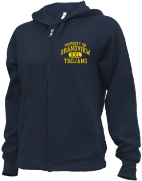Grandview Elementary School Zip-up Hoodies
