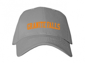Granite Falls Middle School Kid Embroidered Baseball Caps