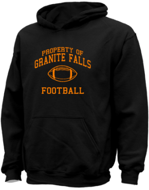 Granite Falls Middle School Kid Hooded Sweatshirts