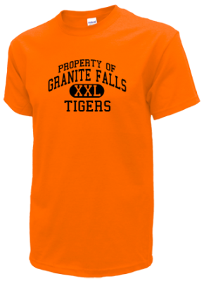 Granite Falls Middle School Kid T-Shirts