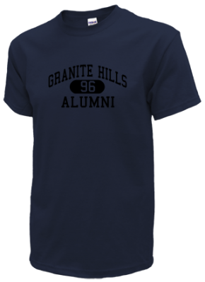 Granite Hills High School T-Shirts