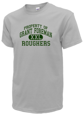 Grant Foreman Elementary School T-Shirts