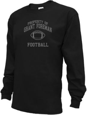 Grant Foreman Elementary School Kid Long Sleeve Shirts