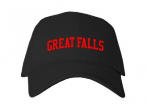 Great Falls High School Kid Embroidered Baseball Caps
