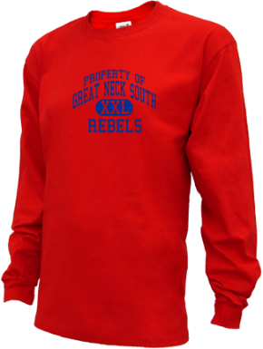 Great Neck South High School Kid Long Sleeve Shirts