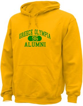 Greece Olympia High School Hoodies